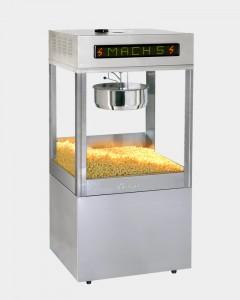 Creators Mach5 popcornmaskin hos sundlings